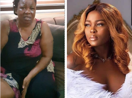 'You're very wicked and stupid' - Nollywood actress Ada Ameh knocks BBNaija Ka3na after she did this