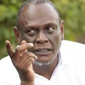 Murathe Reveals Uhuru-Raila's Handshake Fate As Ruto And Oparanya Meeting Takes A New Twist