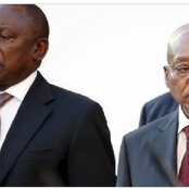 View Point : The Fear Of Jacob Zuma, Is The Beginning Of Wisdom For Cyril Ramaphosa