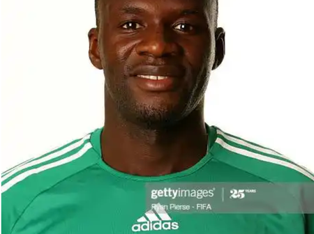 Remember Former Super Eagles Midfielder, Sani Kaita? See How He Looks Now (Photos)