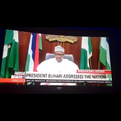 Summary of the Intent of His Excellency Muhammadu Buhari's Speech on the End SARS Protests.