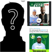 Opinion:Forget Davido or Falz, see the only Politician that Nigerians will massively vote for in 2023