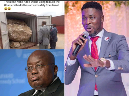 Stop The Propaganda - Ghanaians Blast A-plus For Passing A wrong Information About Akufo-Addo