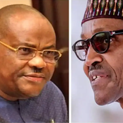 You will have no peace if you don't apologise to Rivers State - Wike to Buhari