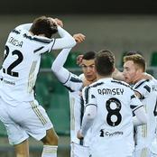 Fans react as Juventus superstar Cristiano Ronaldo sets new record