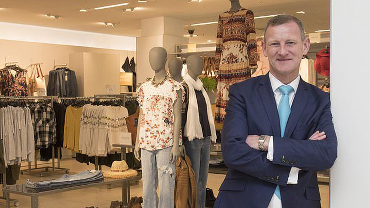 Don't believe anyone who says the High Street is dead! M&S boss STEVE ROWE issues rallying cry to retailers he prepares to reopen his stores on Monday