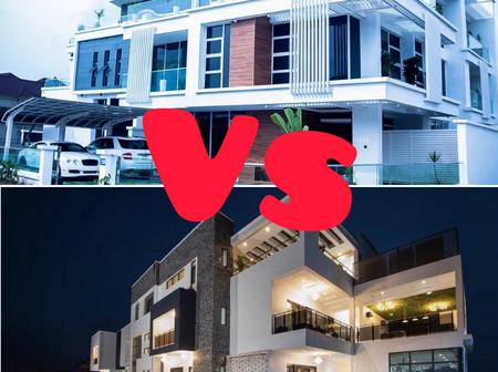 Between Ighalo and Timaya, who has the most beautiful house?