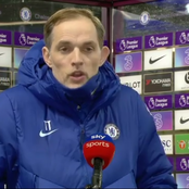 When Tuchel was asked on his opinion about chelsea and man united, this is what he said