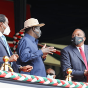 Raila Told To Step Aside As Kalonzo Is Ready To Work With Uhuru.