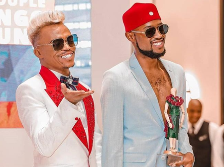 OPNION: What Somizi surely regrets marrying a Ben 10