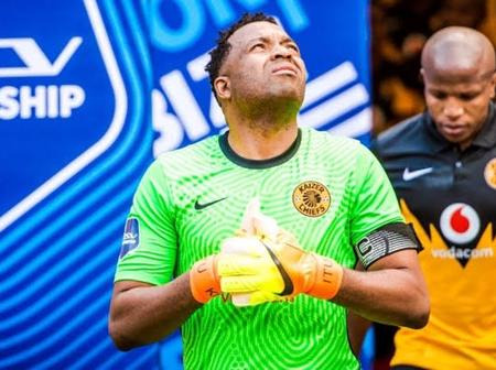 Kaizer Chiefs Part Ways With Khune - Kaizer Motaung's Words Relived