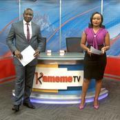 Anne Waiguru's Look-alike Who Is a News Anchor (Photos)