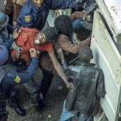 Here is what happened to 13 000 Zimbabwean's who were trying to enter into SA illegally