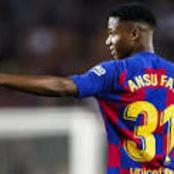 Football / Mercato : malgré ses 17 ans, l'Angleterre fait trembler le Barcelone pour Ansu Fati