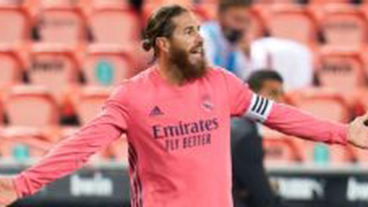 LIVE Transfer Talk: Tottenham eye Ramos free transfer coup