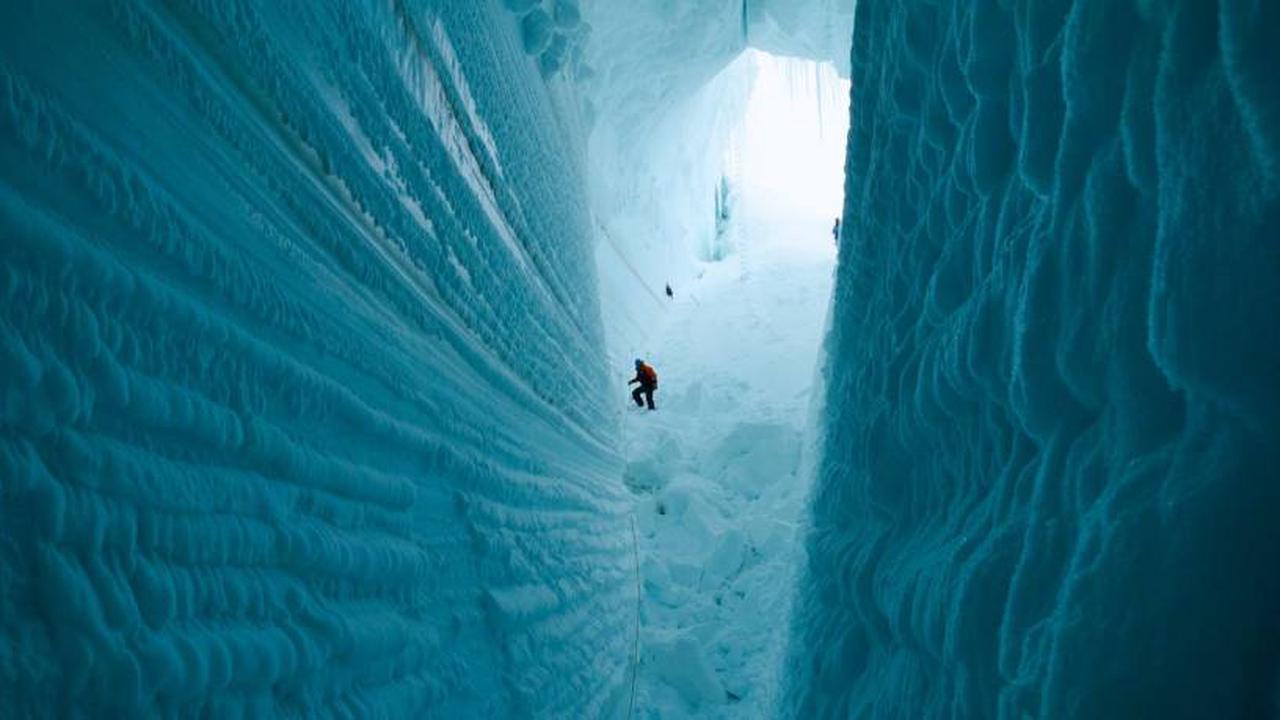 Geheimnis der Antarktis: Forscher machen überraschenden Fund
