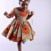 Mothers, See 35 Beautiful And Outstanding Ankara Styles For Your Kids