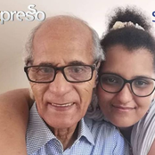 Age Is Just But A Number! Emotional Story Of 29-Year Old Woman Who Got Married To 80-Year Old Man
