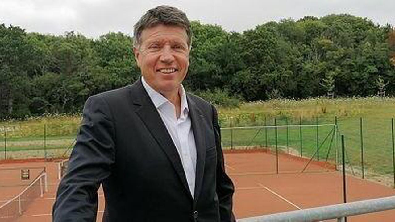Tennis – Ligue de Bretagne. Le Concarnois Pascal Piriou prend le relais de Marie-Christine Peltre