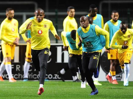 Highly rated star Is set to leave Kaizer Chiefs.