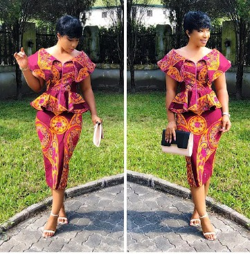 African fashion trend