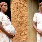 OPINION:See Pictures Of A 70 Year Old Woman Who has been pregnant for 45 Years