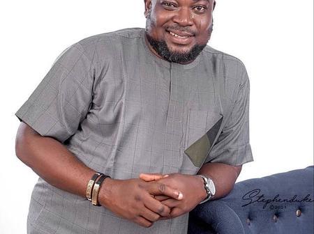 Mercy Aigbe celebrates film director, Tijani on his birthday