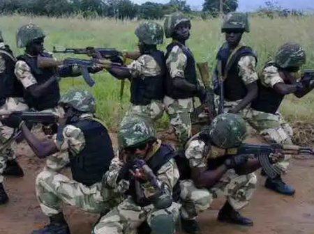 Why we launched airstrikes on Akwa Ibom State Community– Nigeria Army reveals (More details)