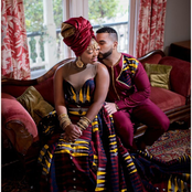 Most amazing, wonderful ankara styles for couples to try this valantine