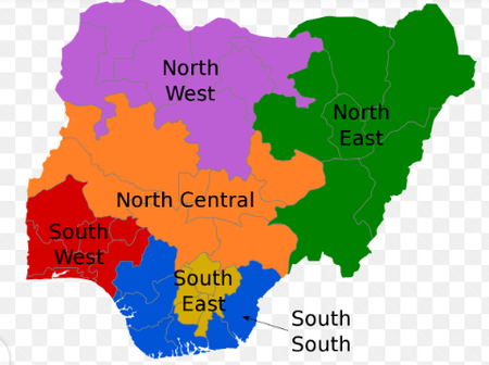 'It is the turn of the North Central to produce a president,' — Northern Central Patriot NCP.