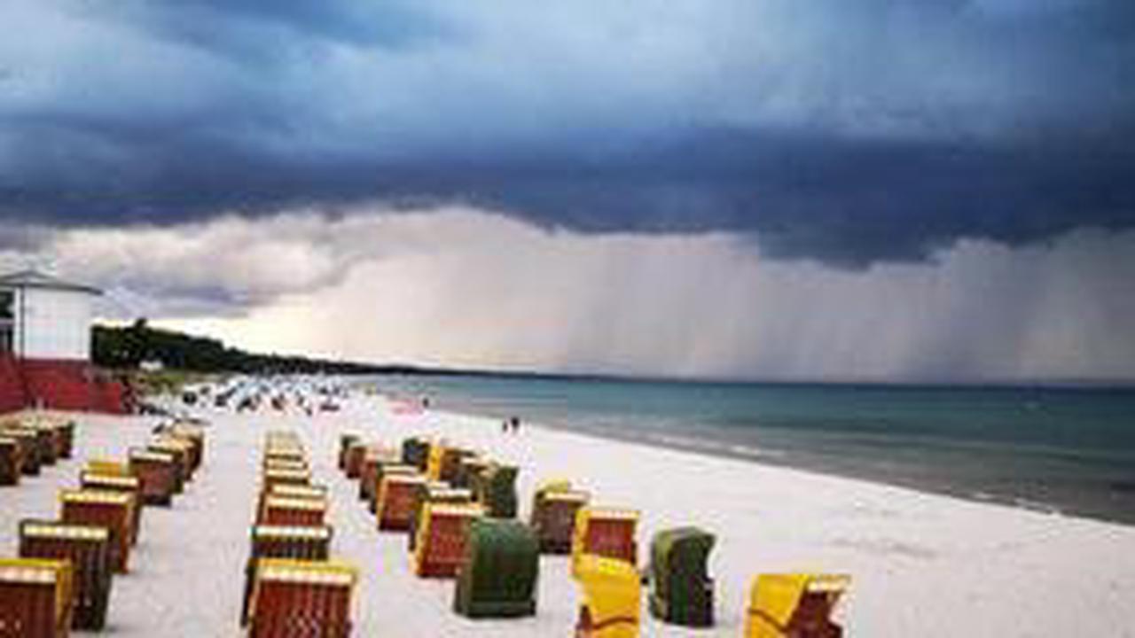 Aktuelles Wetter für Ihre Region in MV: Wechsel zwischen Sonne, Wolken und Gewitter