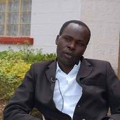 Meet Laurence Kipchumba, Alleged Secret Son To The Late Jonathan Moi