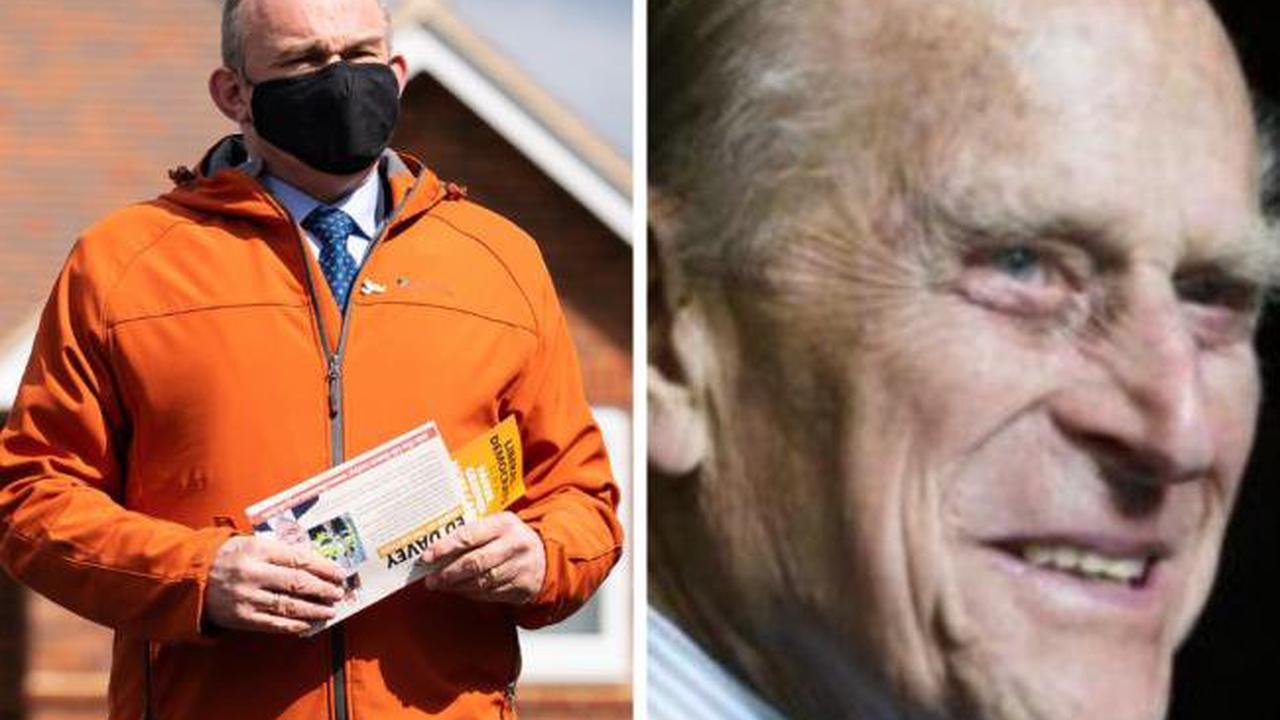Liberal Democrats defend leafleting despite suspending campaign for Prince Philip