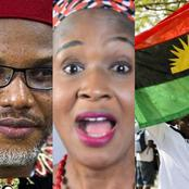 I Want To Apologise For Antagonizing IPOB & Nnamdi Kanu For 3 Years - Kemi Olunloyo Begs