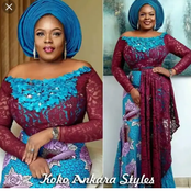 Ladies, Change Your Wardrobe And Look Like A Chic With These Outstanding Native Attires