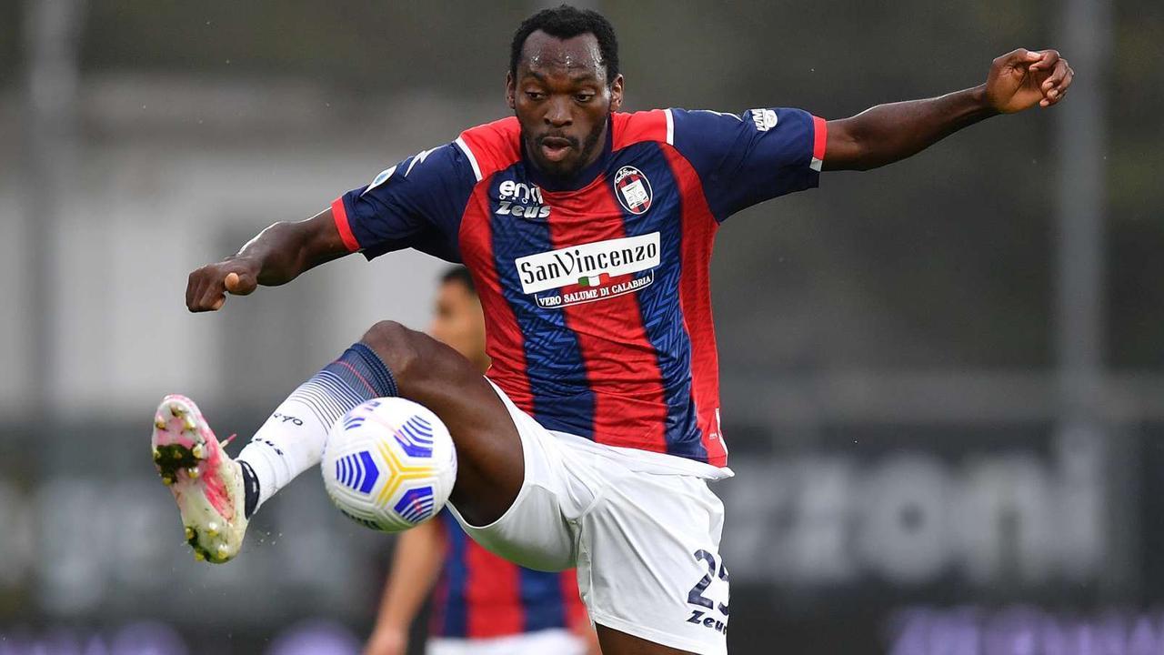 Crotone's Nwankwo equals Trezeguet, Protti & Bettini Serie A record