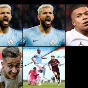 Leeds United want Aguero, Mbappe refuses to sign for PSG