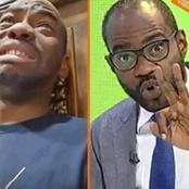 Makosso attaque encore André Silver Konan, voici la réponse du journaliste éveilleur de consciences