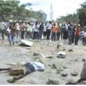60 Year Old Man Stoned to Death for Molesting a 12 Year Old Girl