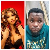 Cardi B's Daughter Vs Mark Angel's Daughter, Who Is More Beautiful? (Pictures)