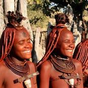 Check our more about the African Himba people