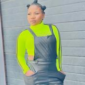 Makhadzi left fans dumbstruck with her current dazzling pictures on social media.