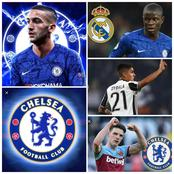Latest Chelsea News: Tuesday Updates on Hakim Ziyech, Dybala, Rudiger, Kante, and Others