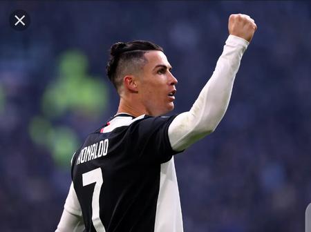 Breaking News: Christiano Ronaldo finally tests negative to Covid-19.