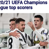 Ronaldo & Messi Are Not On The Top 5 List, Check Out The UCL Highest Goal Scorers So Far.