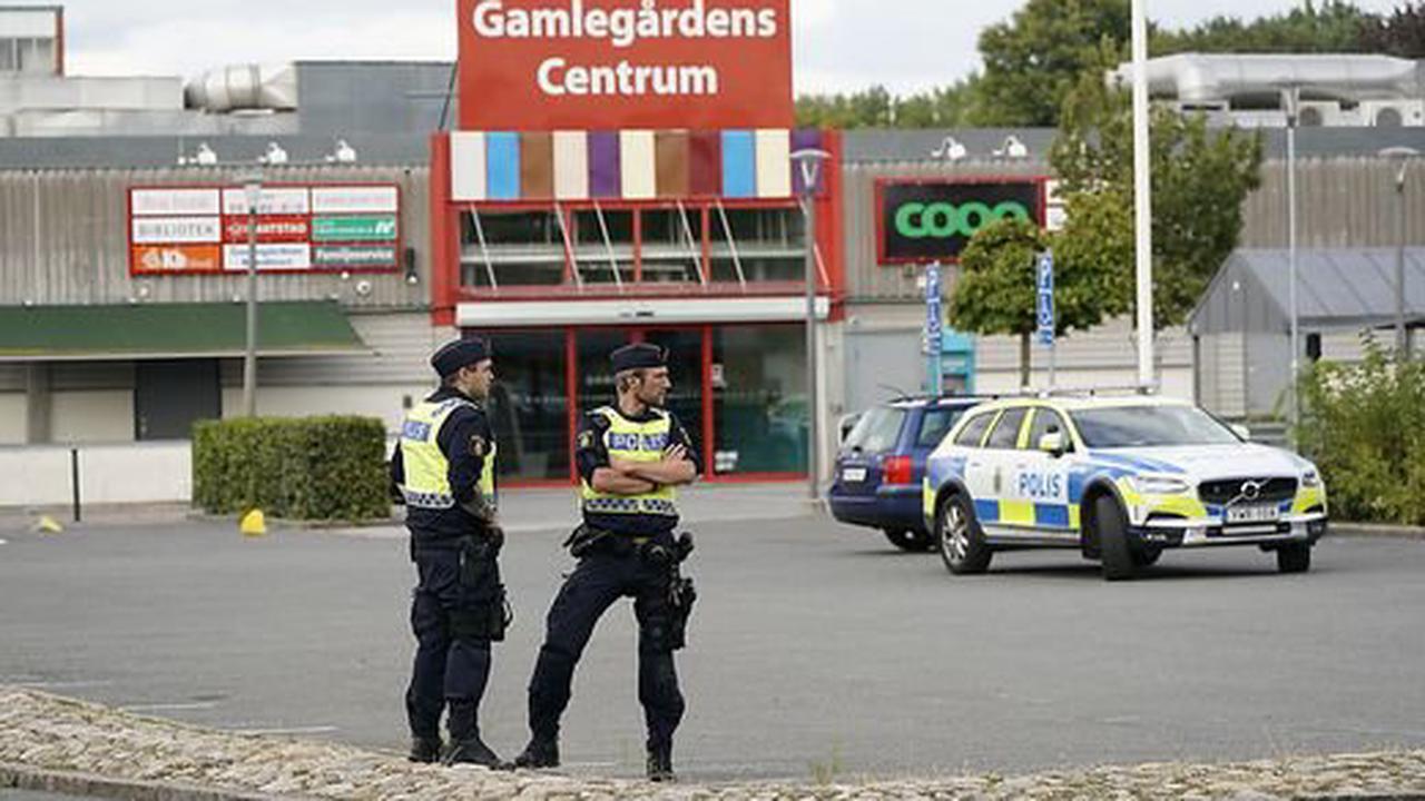 Drei Festnahmen  Drei Schwerverletzte bei Schüssen in schwedischer Kleinstadt