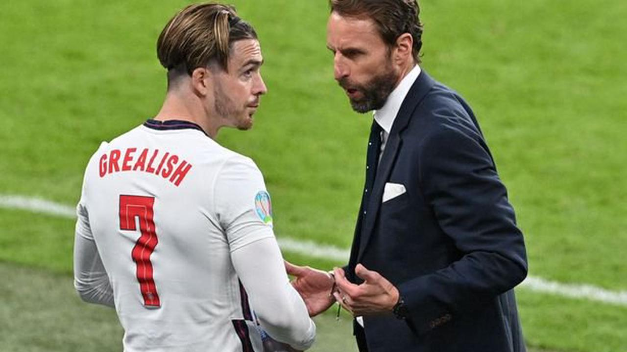 Jack Grealish's telling response to Gareth Southgate after controversial substitution