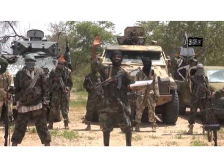 Check Out What A Man Noticed In The Video Boko Haram Released About The Missing Jet Fighter