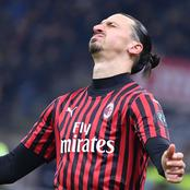 Zlatan Ibrahimovic sets to miss AC Milan's Europa league round of 16 clashes with Manchester United