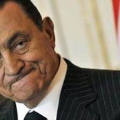 عندما بكى الرئيس مبارك في مجلس الشعب.. كان هذا هو السبب